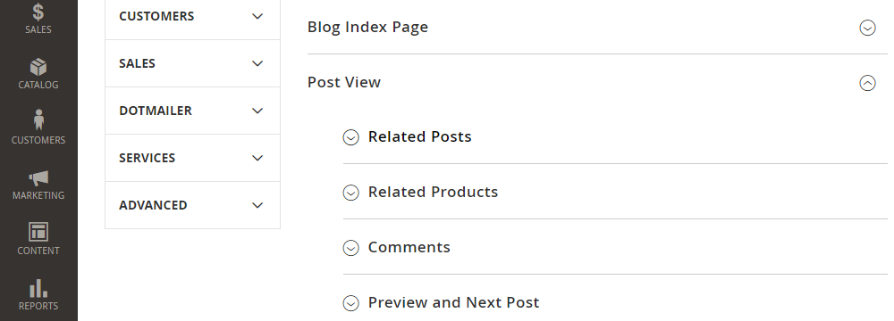 Magento 2 Autorelated Posts, Post View