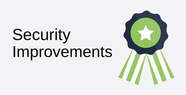 Magento 2 security improvements